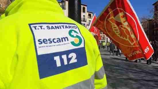 Mañana a las cero horas empieza la primera de 24 jornadas de huelga del transporte sanitario de Castilla-La Mancha 1