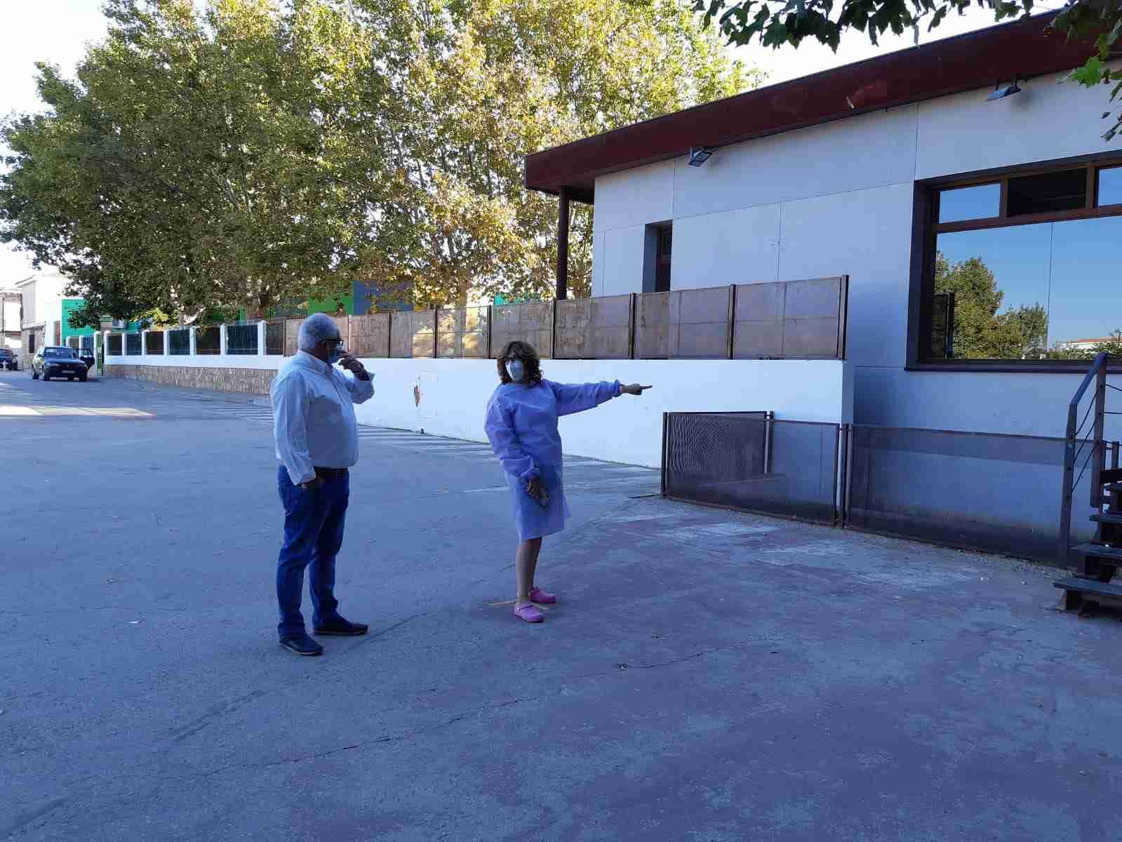 La Escuela Infantil Pim Pon de Quintanar, inicia el curso escolar con todas las medidas de seguridad necesarias 7