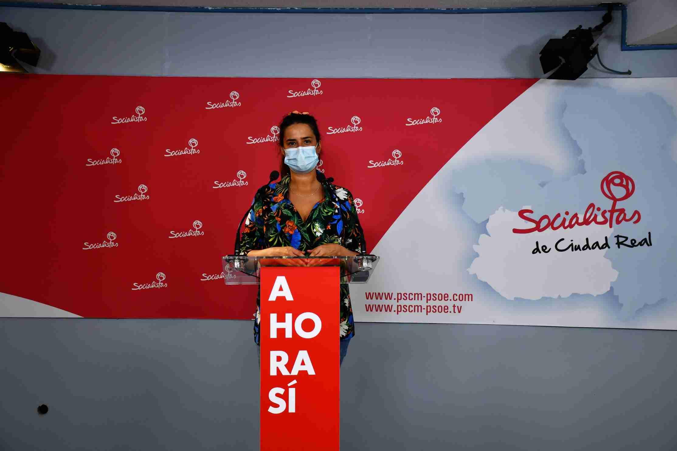 """Cristina López: """"Los socialistas aportamos medidas ágiles y eficaces contra la ocupación ilegal de viviendas frente a las ocurrencias oportunistas del PP"""" 1"""