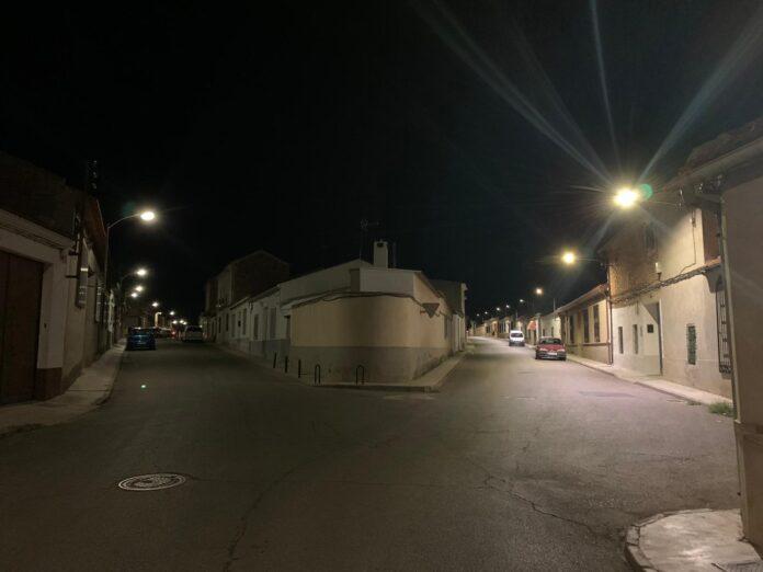 sustitucion y renovacion de luminarias en villarta de san juan
