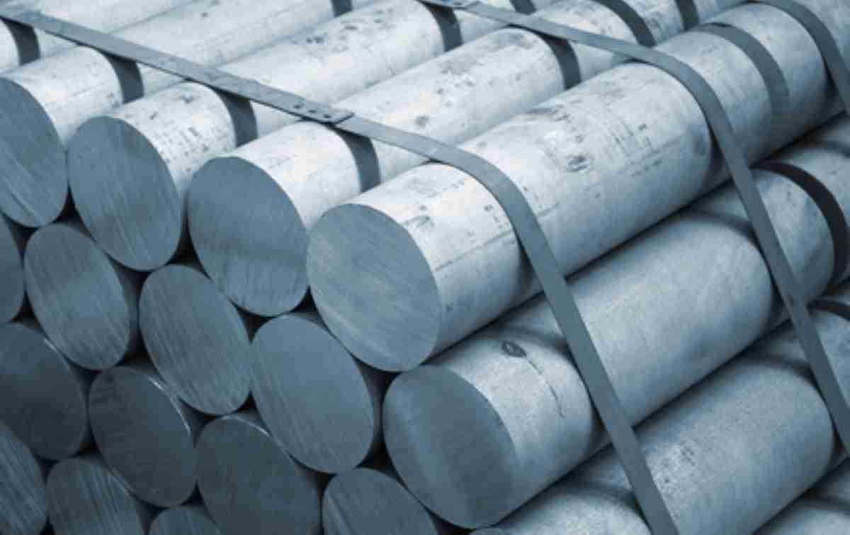 tochos de aluminio