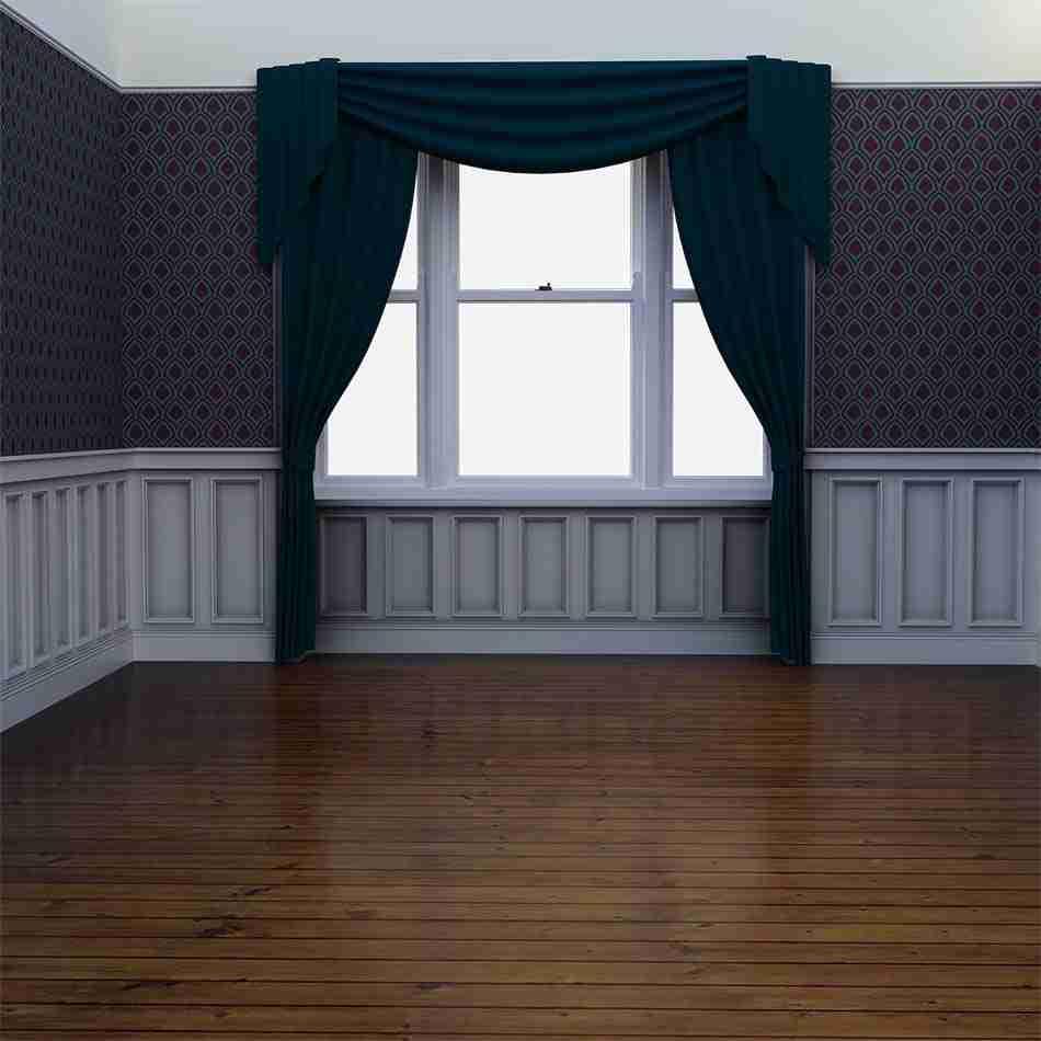 renueva tu salón, paredes, zócalos, papel pintado