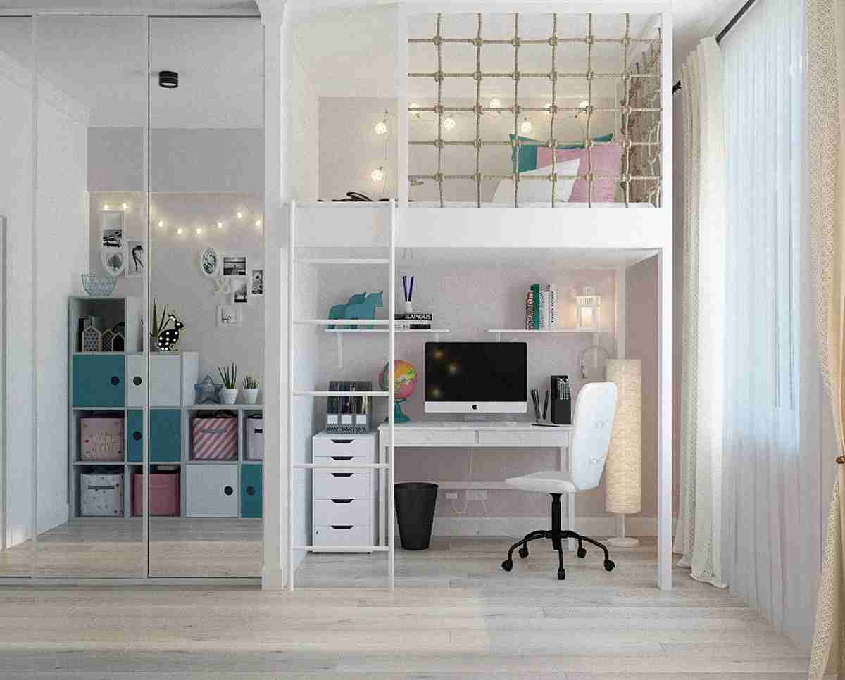 10 consejos de diseño de dormitorios infantiles 5