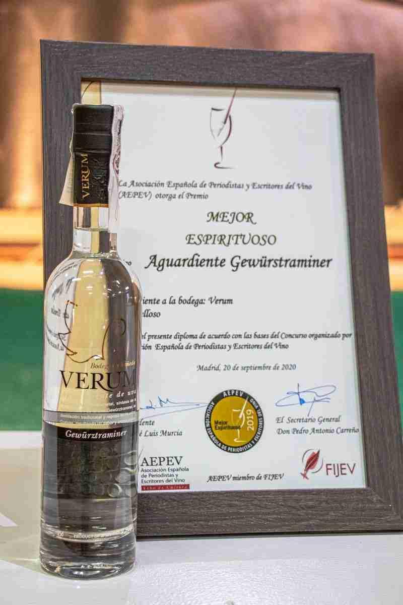 Bodegas Verum, premio nacional a la mejor labor cultural en el sector del vino 3
