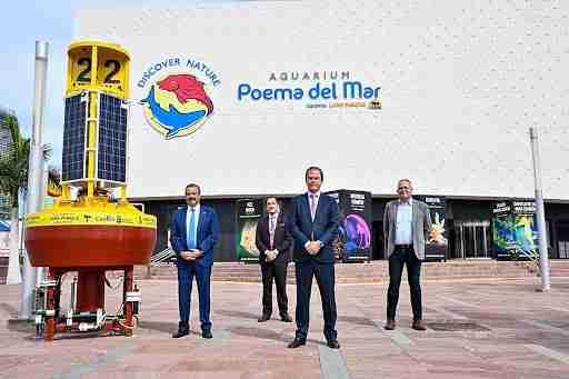 Científicos de Canarias implantan una red innovadora para monitorización marina contra el cambio climático 1
