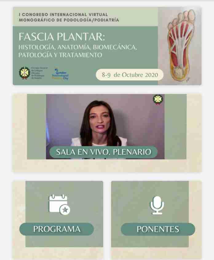 congreso virtual monografico de podologia