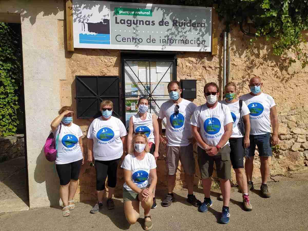 El Ayuntamiento de Argamasilla de Alba colaboró en la conservación de las Lagunas de Ruidera 4