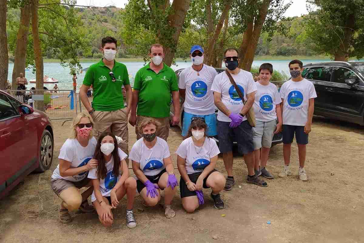 El Ayuntamiento de Argamasilla de Alba colaboró en la conservación de las Lagunas de Ruidera 5