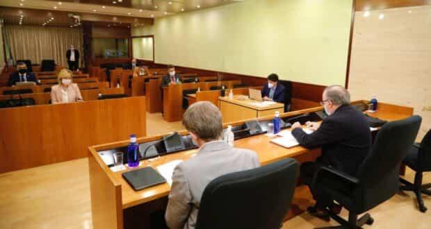 La Comisión de estudio sobre coronavirus acordó un plan de trabajo en el que se citará a 74 comparecientes 1