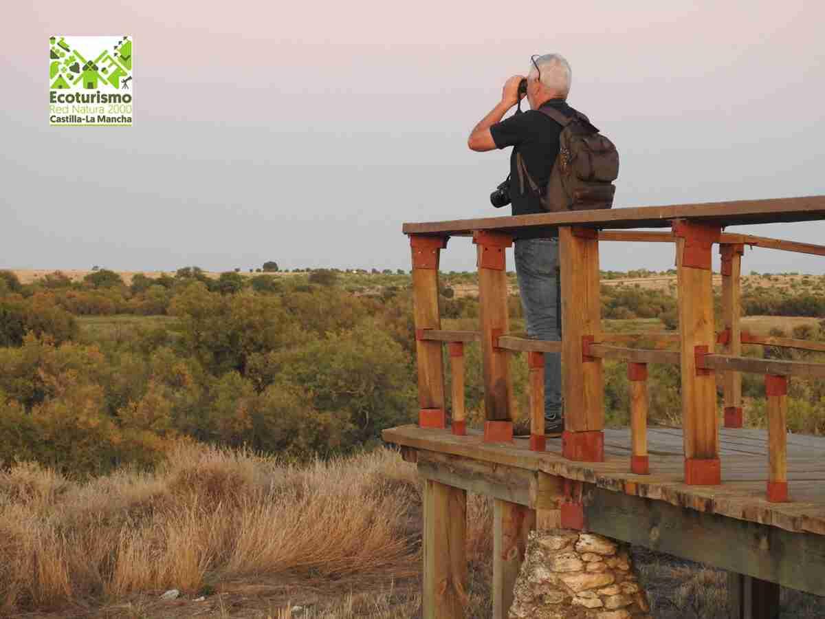 Presentación del proyecto de cooperación regional Ecoturismo en la Red Natura 2000 en Alto Guadiana Mancha 1