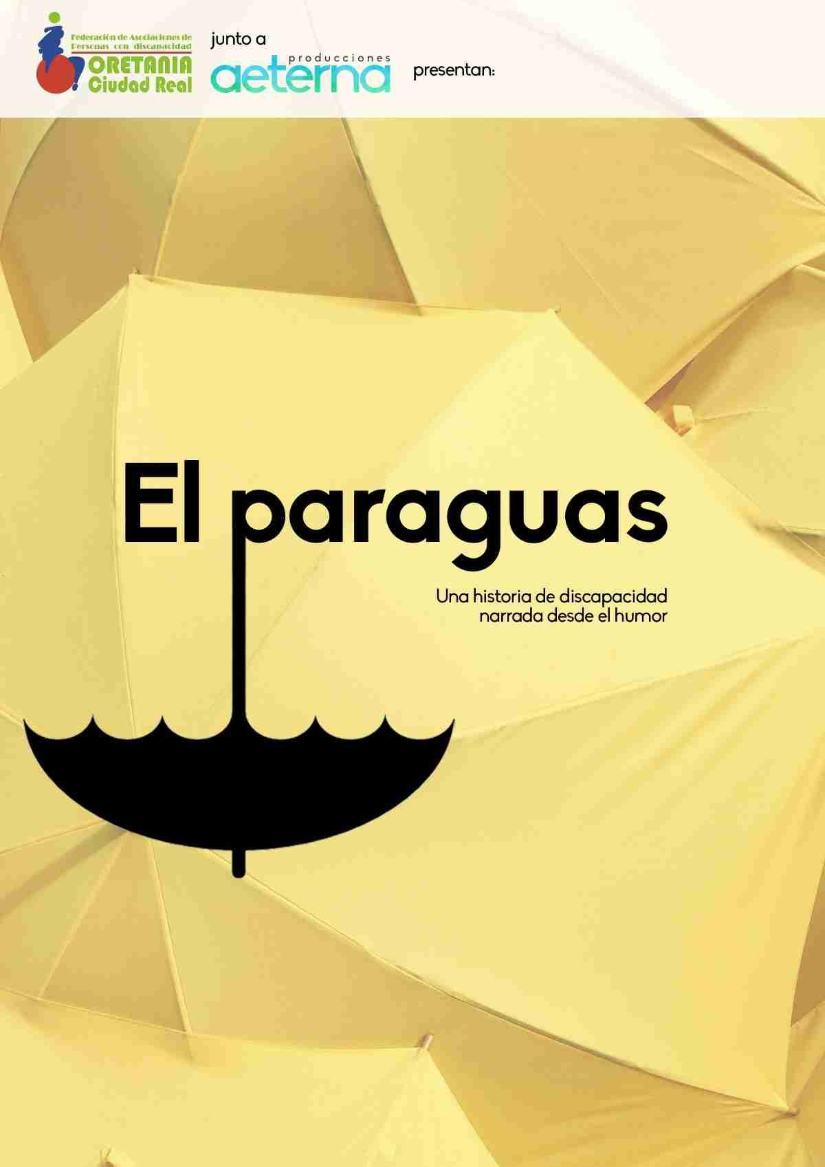 cortometraje el paraguas