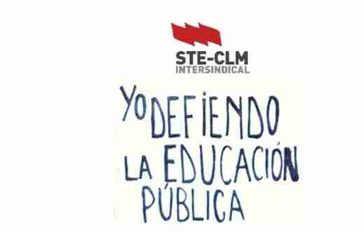 Desde STE-CLM lamentan que haya un programa de refuerzo para la escuela privada subvencionada pero no para la escuela pública rural 1