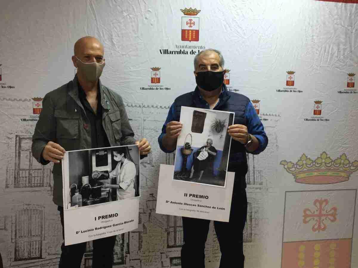 """El Ayuntamiento falló el I Concurso de Fotografía """"Villarrubia de los Ojos y sus mujeres"""" por el Día Internacional de la Mujer Rural 1"""