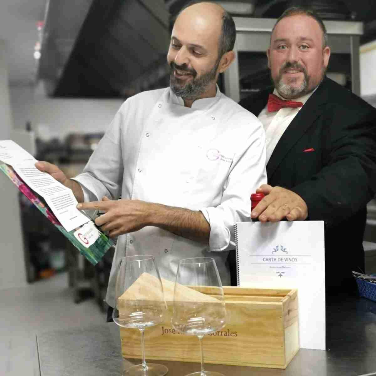 El Restaurante Granero, ganador de los Premios de Gastronomía Miguel de Cervantes 2019 en modalidad Carta de Vinos 1