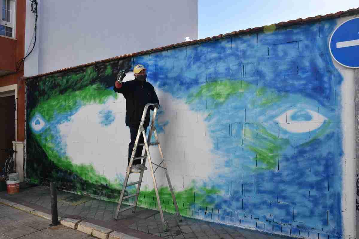 graffiti y arte urbano en quintanar de la orden