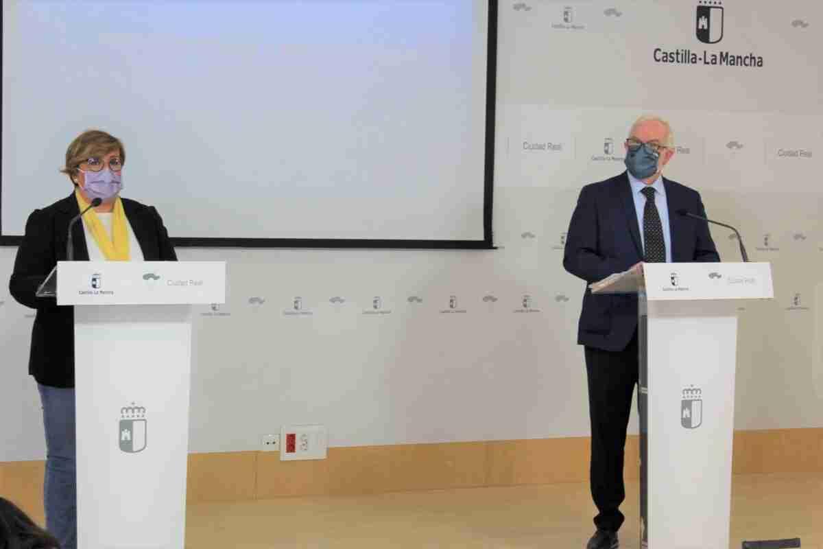 El Gobierno regional reivindicó ante el Gobierno de España infraestructuras y servicios claves para la provincia de Ciudad Real 2