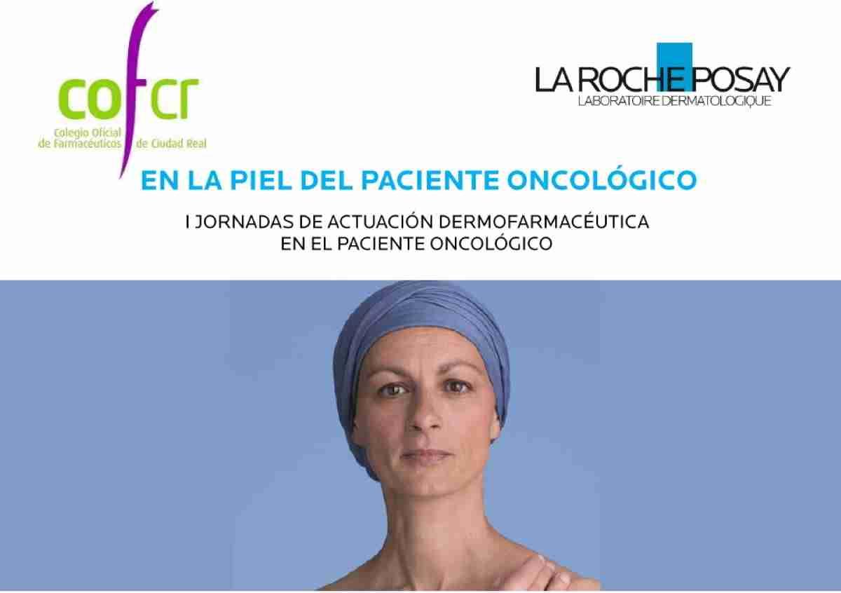 jornadas cuidado de la piel  del paciente oncologico