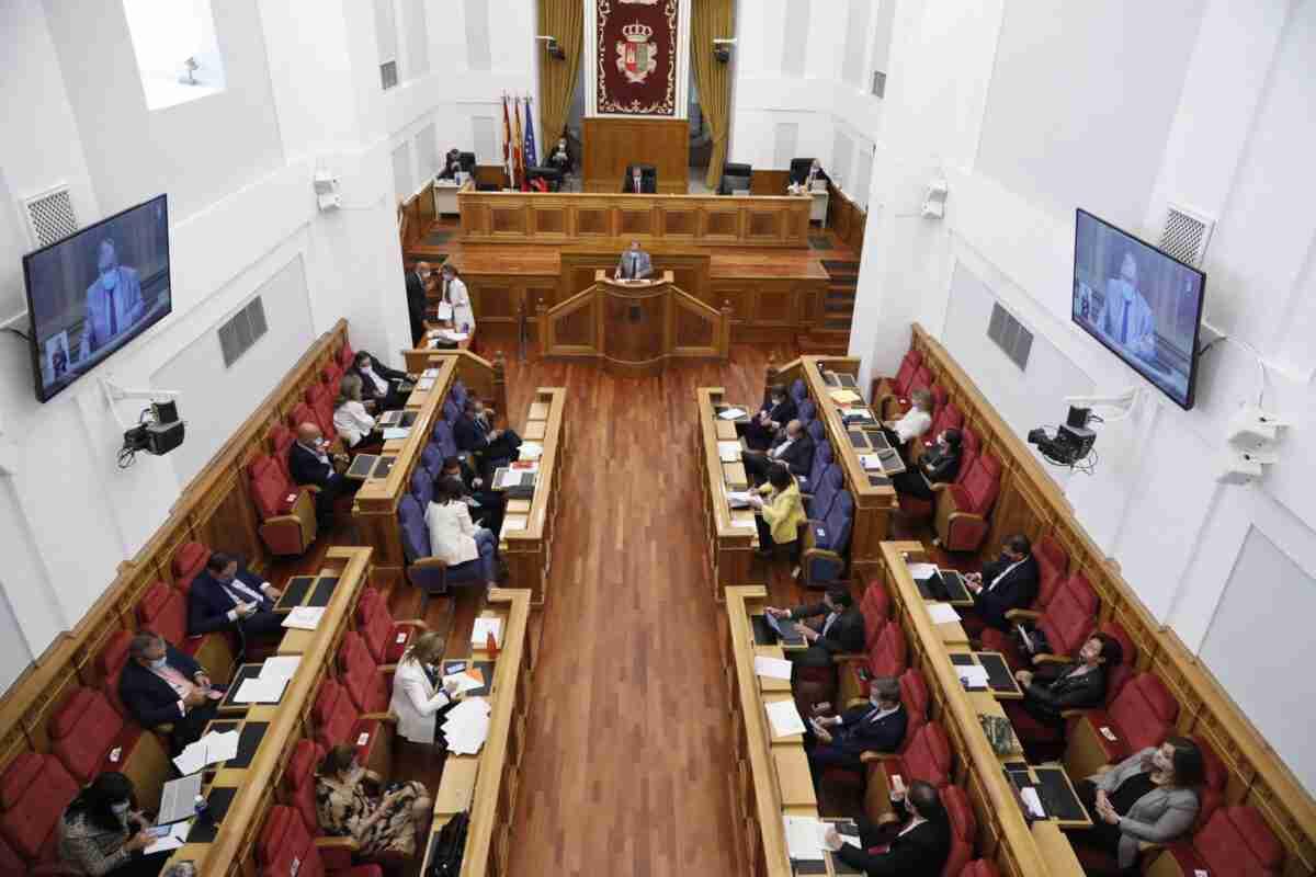 Cerró el primer Debate del Estado de la Región de la legislatura con once resoluciones aprobadas 2