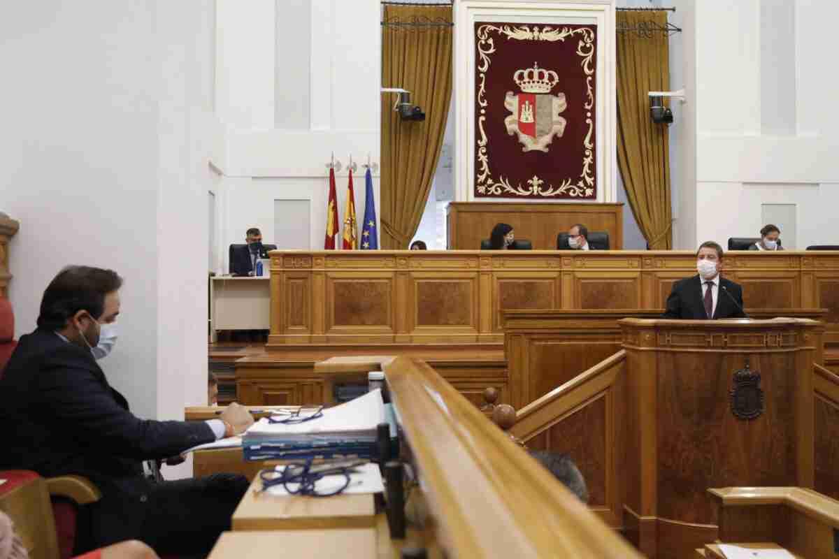 Cerró el primer Debate del Estado de la Región de la legislatura con once resoluciones aprobadas 1