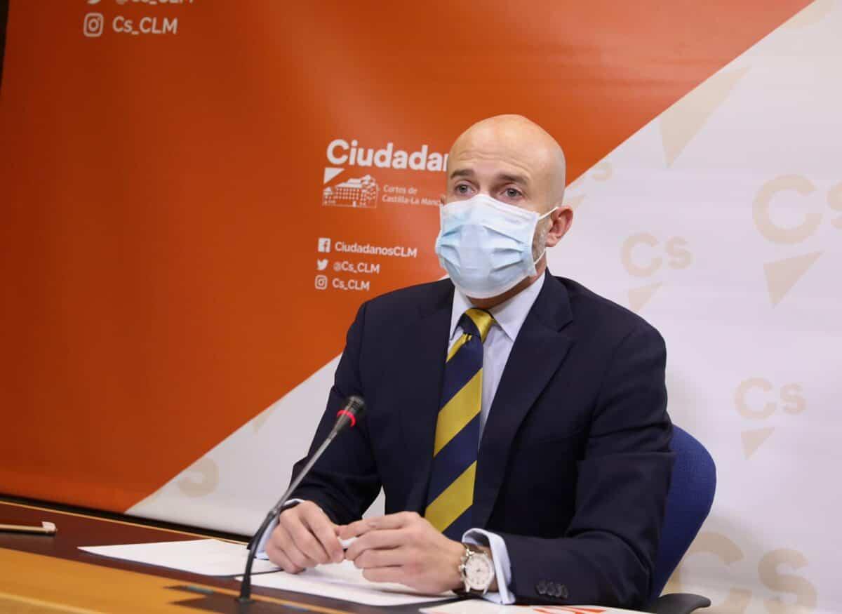 """Ciudadanos llevará la """"cacicada"""" del PSOE y Unidas Podemos sobre el CGPJ a las Cortes porque la institución debe defender la separación de poderes 1"""