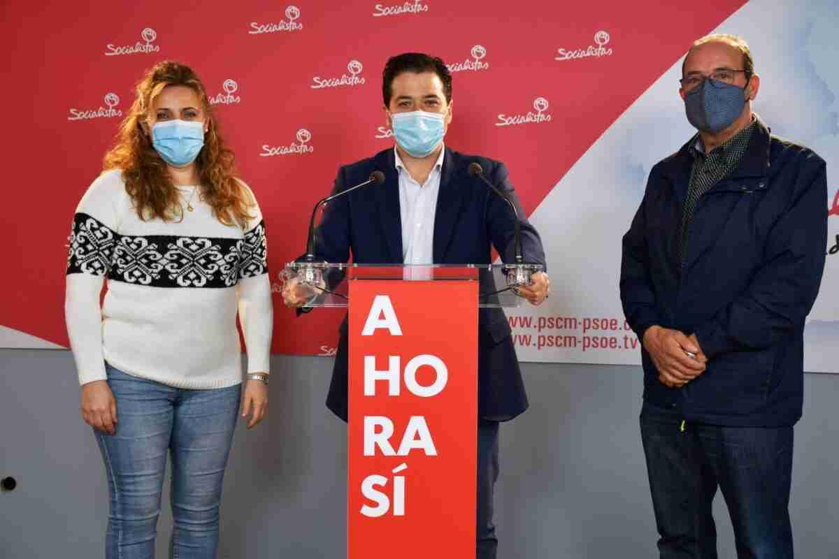 El PSOE manifestó el compromiso para el progreso de Pozuelo de Calatrava que tiene la Diputación 1