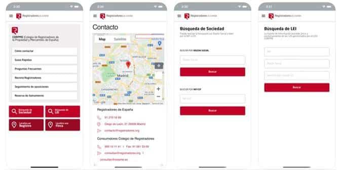 Registros de Castilla-La Mancha facilitarán trámites a ciudadanos a través de una APP 1