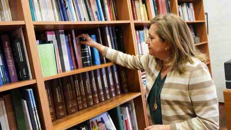 Ser dueños de miles de libros