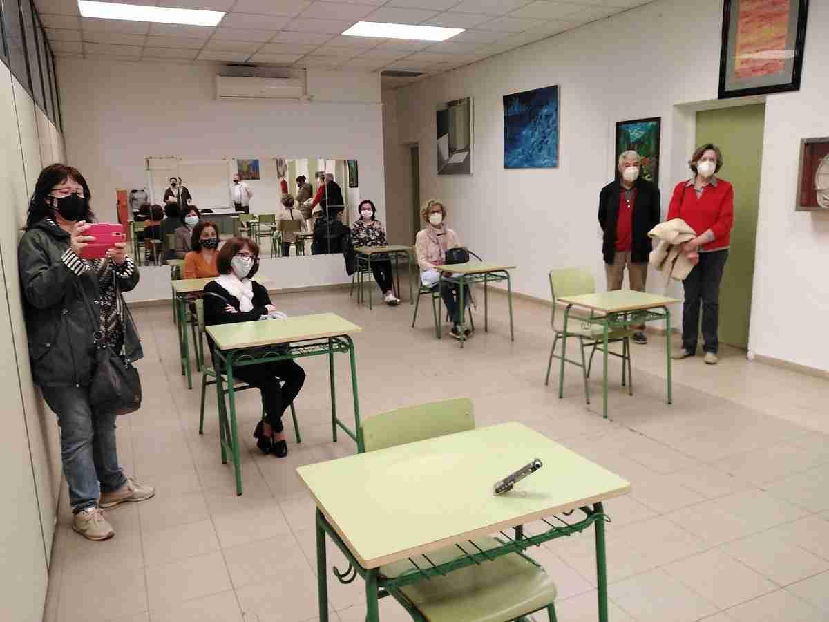 La UNED de Quintanar inicia el curso académico y cambia de ubicación 5