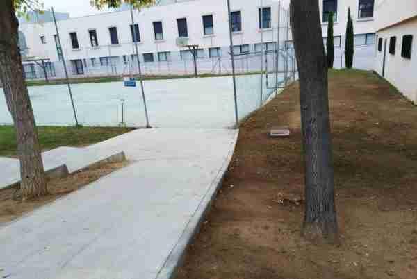 Calle Girasol Colegio ahora 01.jpg