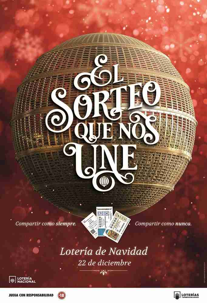 """""""Como Siempre, como nunca"""", el lema del anuncio de la Lotería de Navidad 2020 1"""
