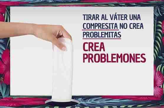 Aquona lanza una campaña de concienciación sobre los problemas que producen en las redes de saneamiento las mascarillas, bastoncitos y toallitas 3
