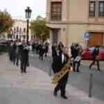 La Banda Sinfónica Municipal de Quintanar de la Orden rinde homenaje a Santa Cecilia con un pasacalles 2