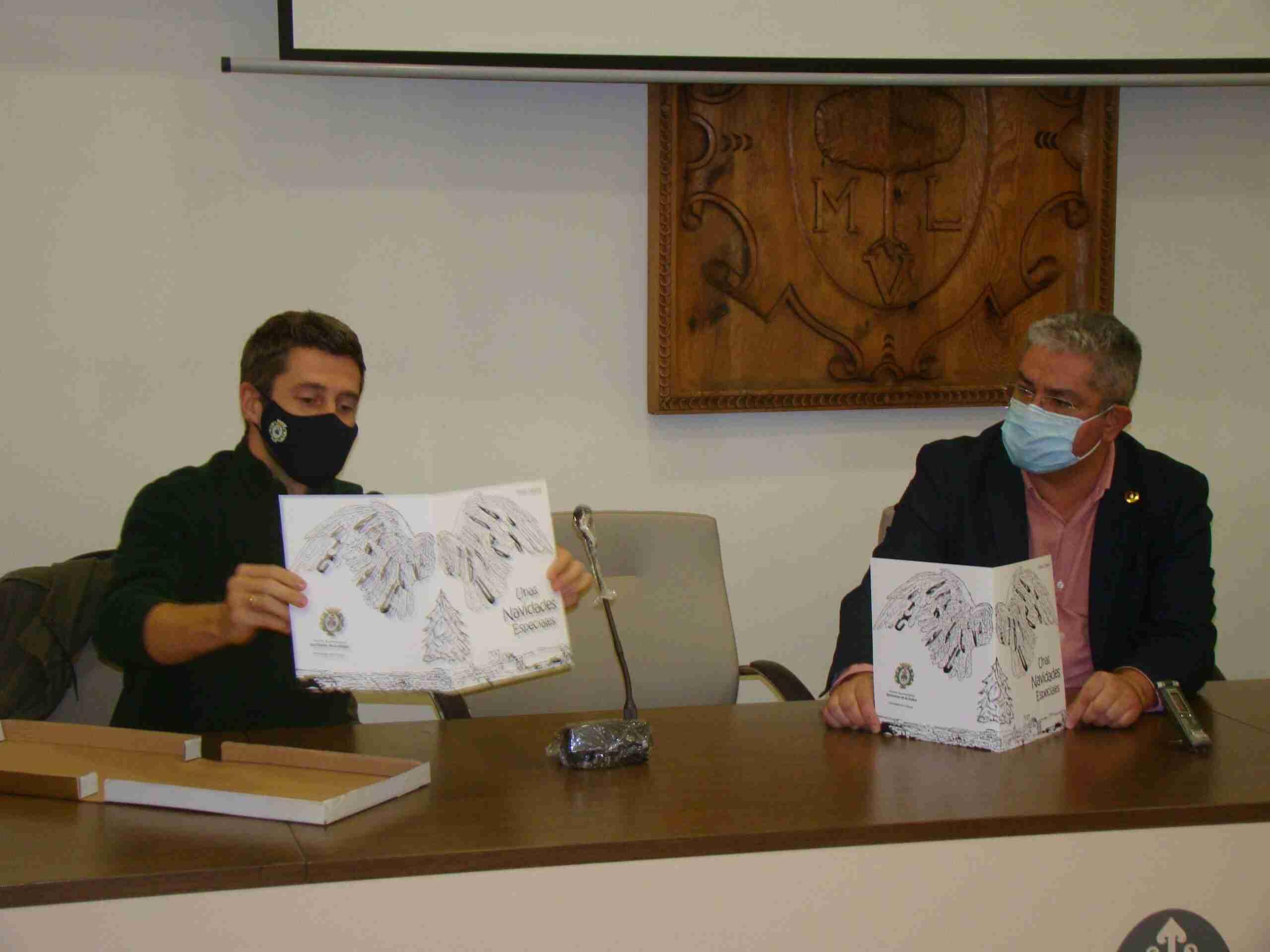 """El Ayuntamiento de Quintanar edita y presenta el cuento """"Unas Navidades Especiales"""" 5"""
