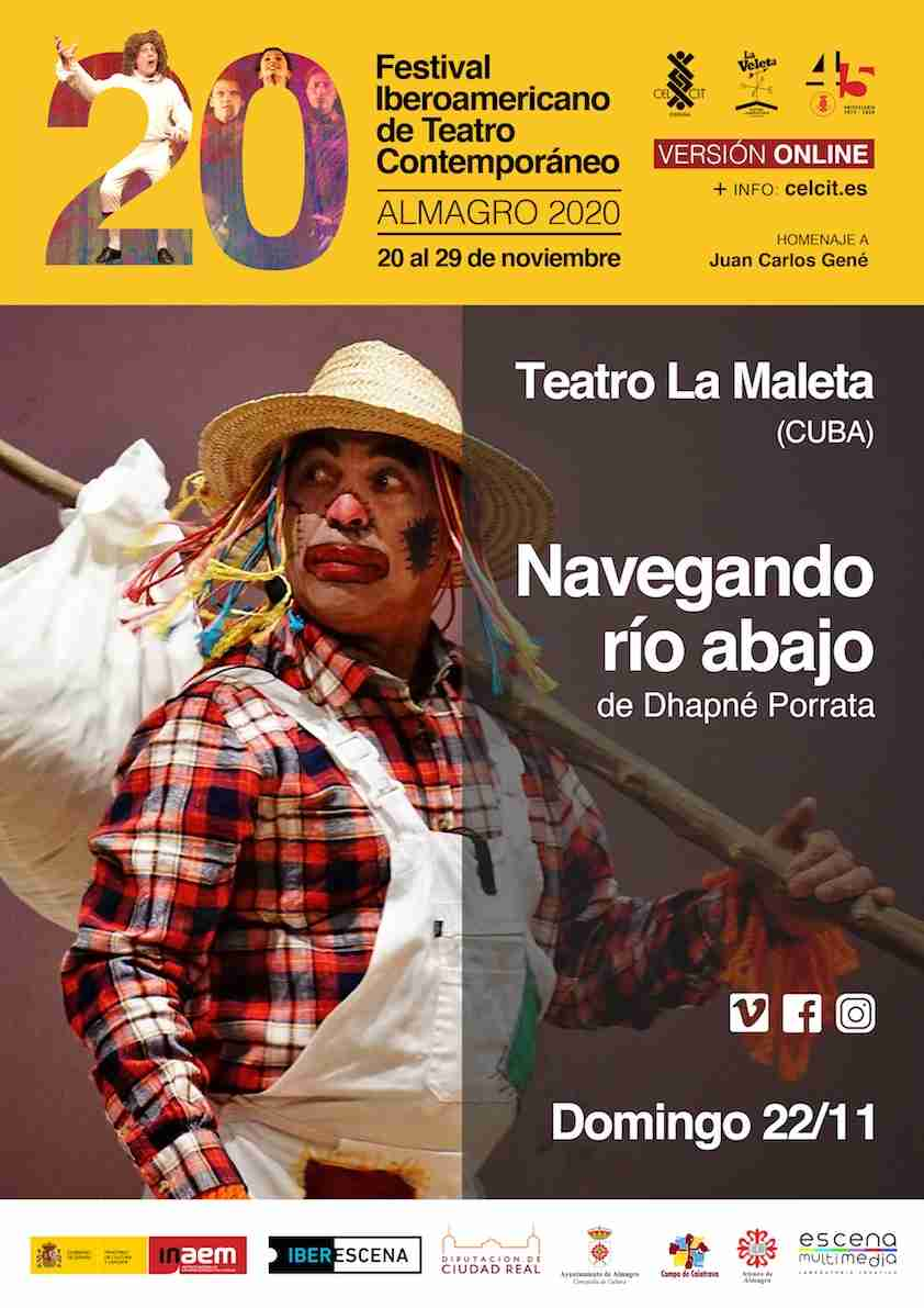 Comienza el 20º Festival Iberoamericano de Teatro Contemporáneo de Almagro, con flamenco, García Lorca y Machado bien presentes 2