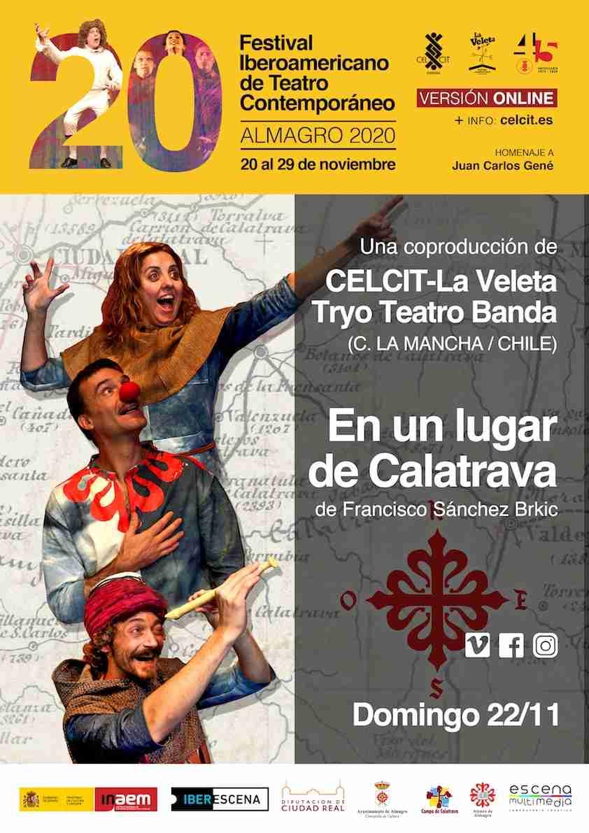 Comienza el 20º Festival Iberoamericano de Teatro Contemporáneo de Almagro, con flamenco, García Lorca y Machado bien presentes 1