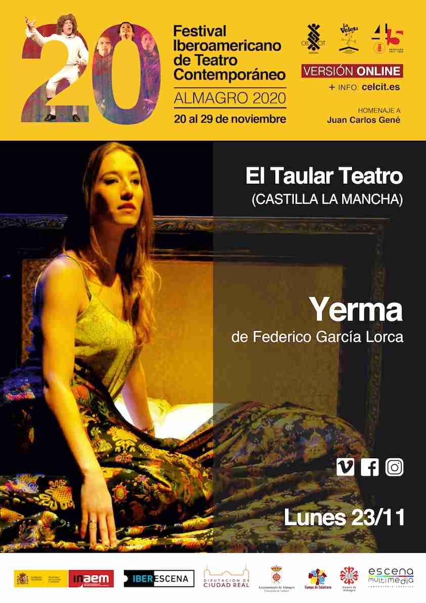 Comienza el 20º Festival Iberoamericano de Teatro Contemporáneo de Almagro, con flamenco, García Lorca y Machado bien presentes 6