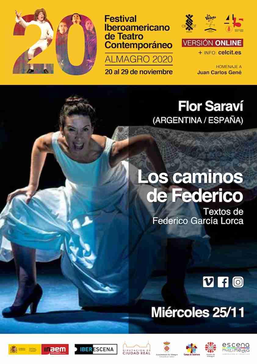 Comienza el 20º Festival Iberoamericano de Teatro Contemporáneo de Almagro, con flamenco, García Lorca y Machado bien presentes 5