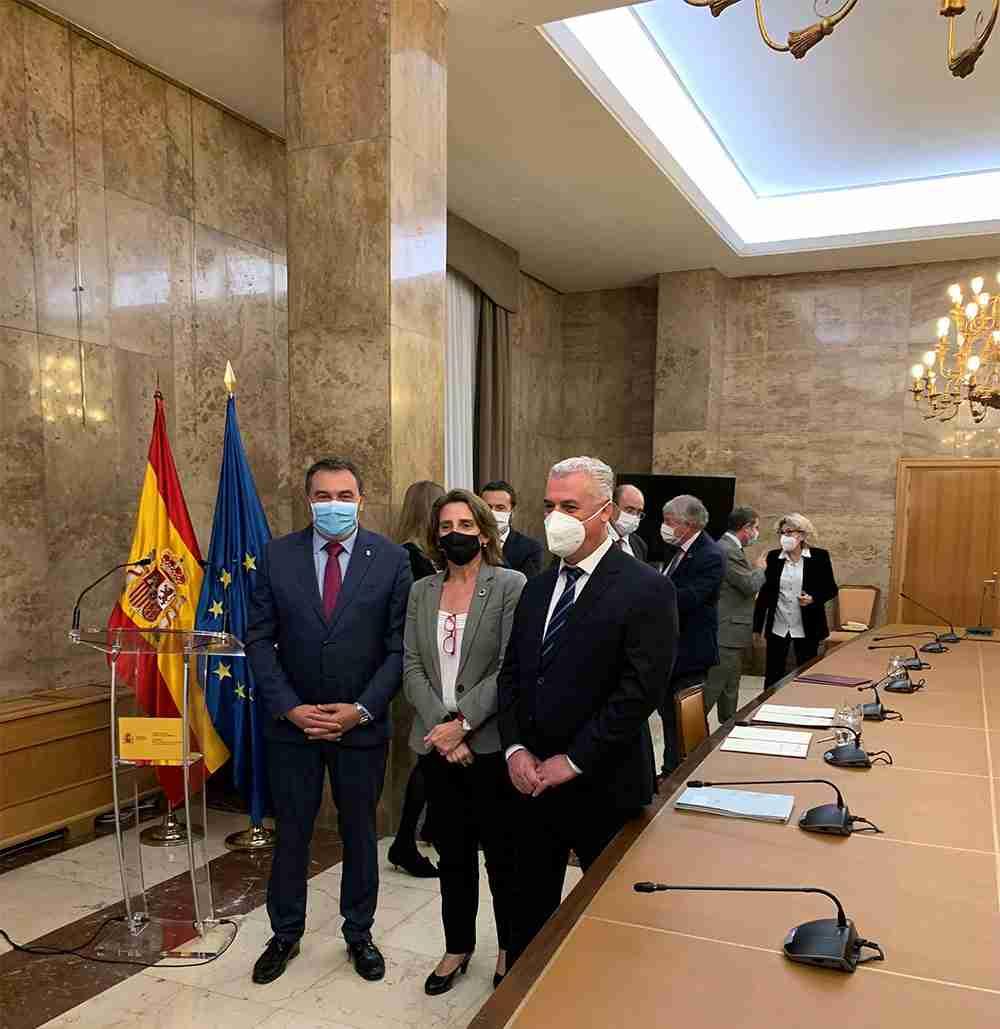 AMAC firma un protocolo histórico con el Ministerio de Transición Ecológica para el desarrollo del primer Convenio de Transición Justa en una zona postnuclear 3