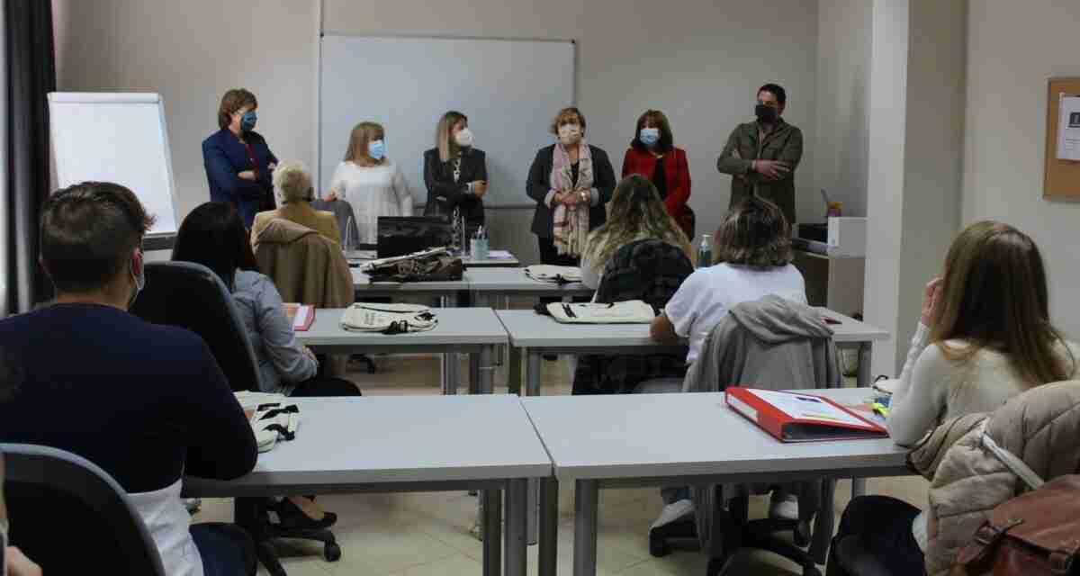 El Gobierno Regional lleva invertidos más de 1,7 millones de euros en formación y empleo en Tomelloso durante la legislatura actual 1