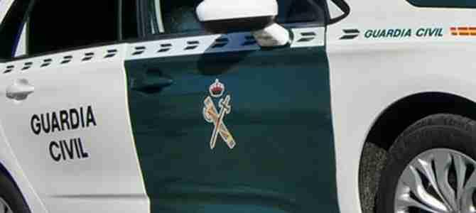 La Guardia Civil organizó el dispositivo de búsqueda y localización para una persona desaparecida en Porzuna 1