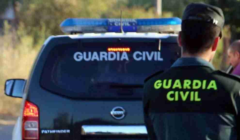 La Guardia Civil organizó el dispositivo de búsqueda y localización para una persona desaparecida en Porzuna 2
