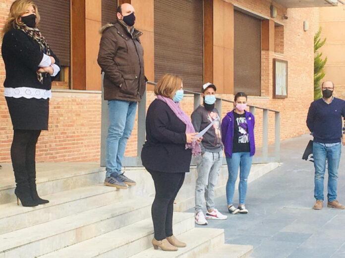 homenaje victimas violencia de genero torralba