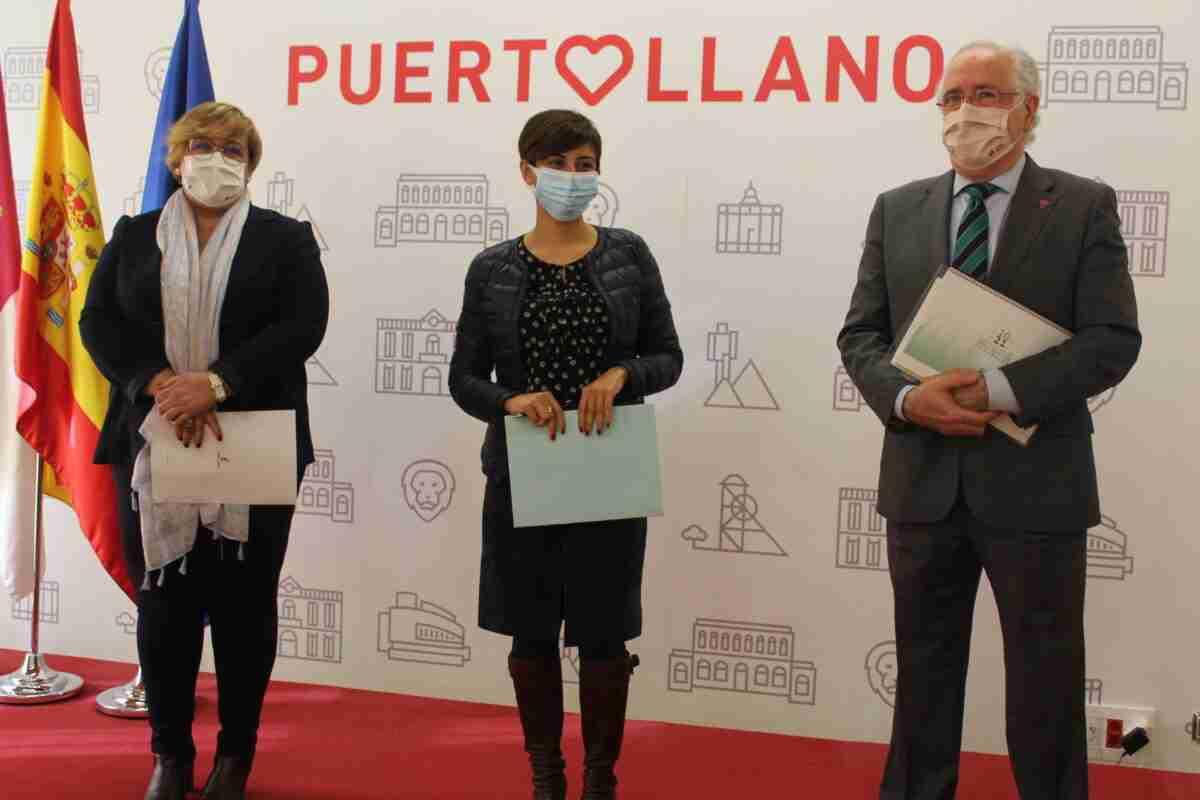 El Gobierno regional multiplica por cuatro la inversión directa en Puertollano, que asciende a 7 millones de euros para 2021 2