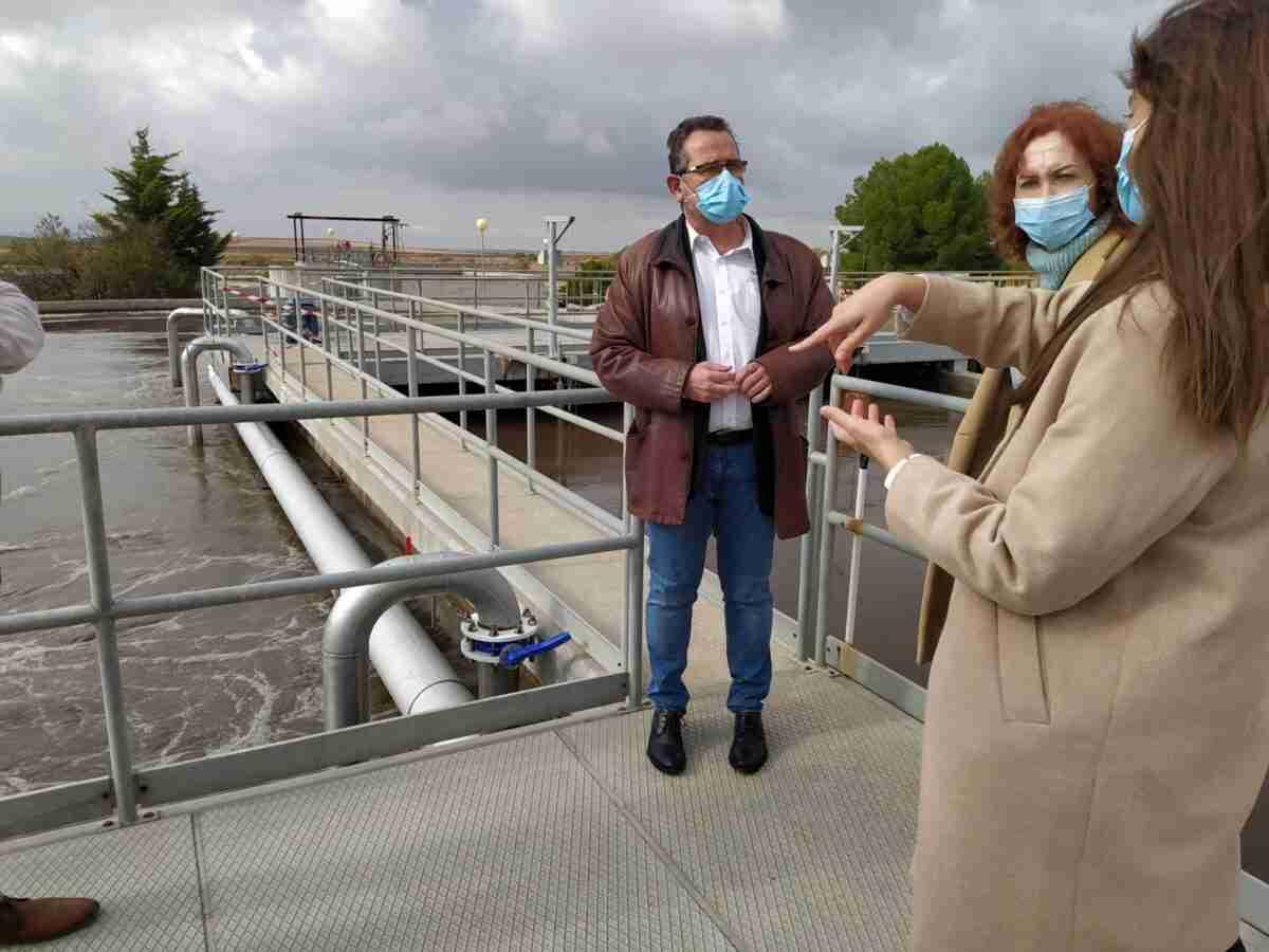 395.000 € para obras de mejora de la Eficiencia Energética de las Instalaciones de Depuración de Agua Residual y Planta Potabilizadora de Agua de La Solana 1