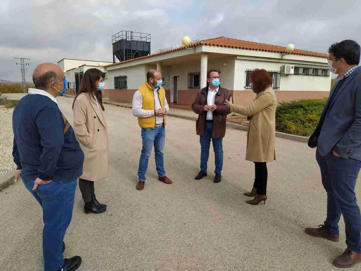 395.000 € para obras de mejora de la Eficiencia Energética de las Instalaciones de Depuración de Agua Residual y Planta Potabilizadora de Agua de  La Solana 7
