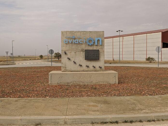 poligono industrial campo de aviacion santa cruz mudela