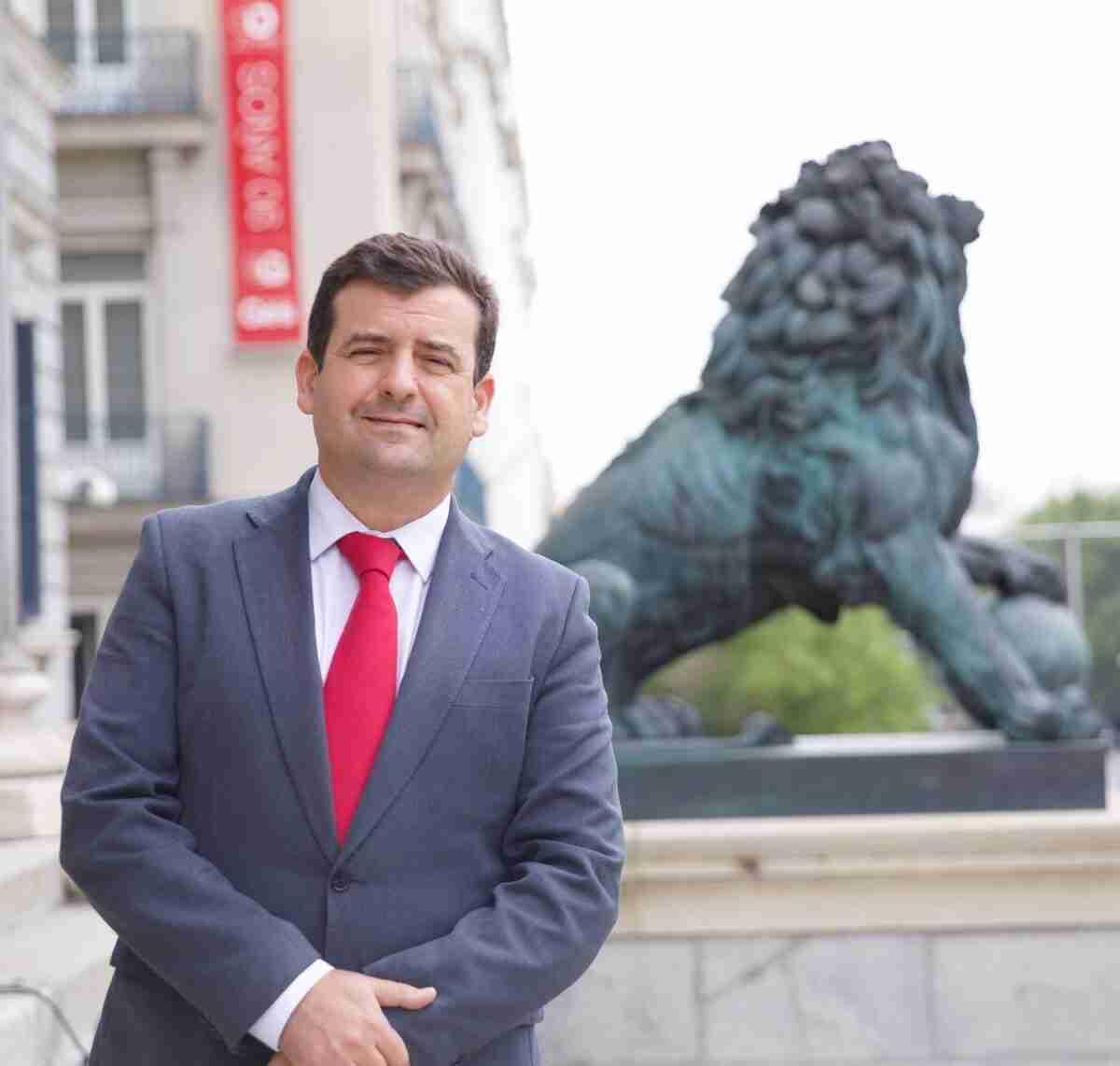 Ricardo Chamorro, Diputado de VOX por Ciudad Real, contra los Presupuestos Generales del Estado 1