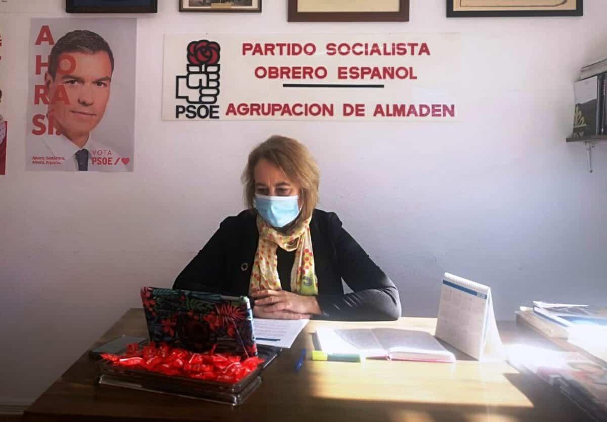 """Manuela Casado: """"Ayuntamientos, asociaciones, y empresas rurales de Ciudad Real contarán con1,2 mill de euros para gestionar las consecuencias de la pandemia"""" 1"""