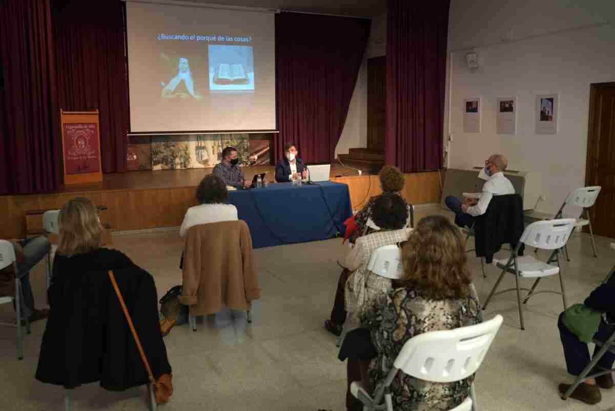 Miguel Zorita presentó su libro 'Secretos del Siglo de Oro' en Argamasilla de Alba 6