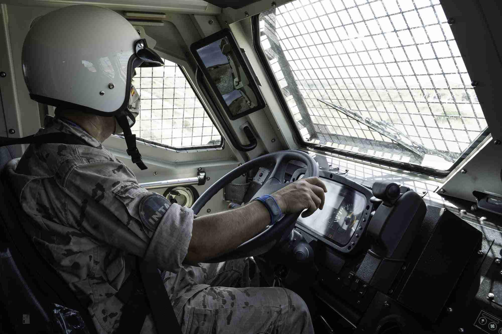 TSD presenta IBERO, un vehículo táctico multipropósito, con adaptabilidad y versatilidad 27